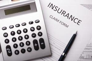 Insurance claim forme